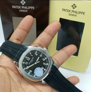 Patek Philippe Aquanaut Jumbo 5167A-001 PF Swiss Clone 1.1 Black