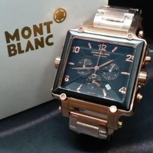 Jam Tangan Montblanc Chronograph RG
