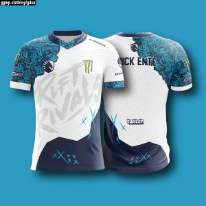 JERSEY KAOS BAJU TEAM GAMING DOTA2 CSGO ML AOV TEAM LIQUID RIFT RIVALS