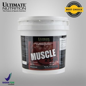 Muscle 2544 (Rasa Vanilla), 10.45Lbs - Ultimate Nutrition Official