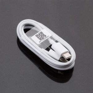 Kabel Data XIAOMI Type-C Mi4C ORIGINAL ORI 100% Micro USB Cable Tipe C - Putih