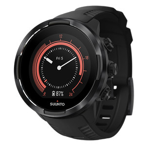 SUUNTO 9 BARO BLACK + BELT