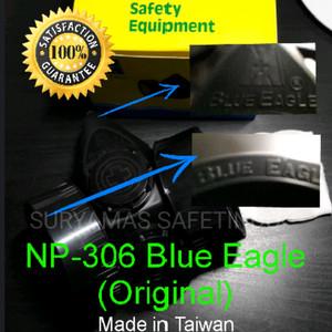 Masker debu/Masker Asap/Masker Cat doble filter NP 306(Original)
