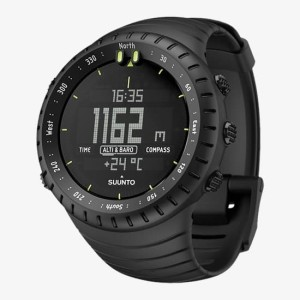 SUUNTO CORE ALL BLACK MILLITARY