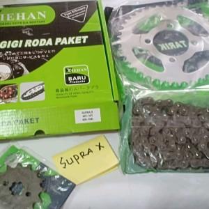 Gear Paket Honda Supra X Merk Kiehan