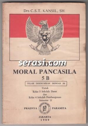 C.S.T. KANSIL - PENDIDIKAN MORAL PANCASILA 5B