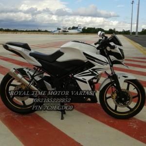 Body Ninja 250 Fi dan sayap Half Fairing Z250 Untuk Old Cb150R