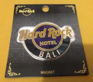Magnet Kulkas Hard Rock Hotel Bali