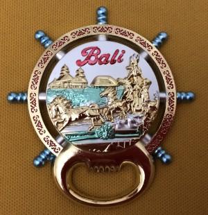 Magnet Kulkas Pembuka Botol Bali