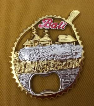 Magnet Kulkas Pembuka Botol Desain Bali
