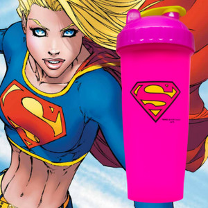 Botol Shaker Supergirl Cup DC Comics Collection Original Series