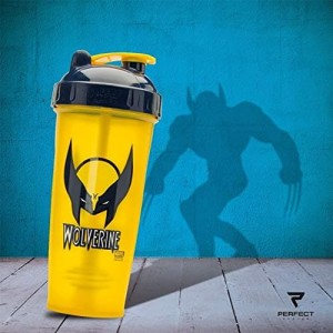 Botol Shaker Wolverine Cup Marvel Collection Original Series