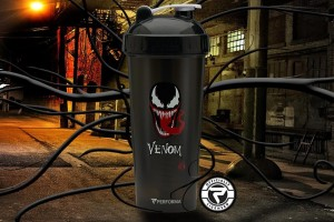Botol Shaker Venom Cup Marvel Collection Original Series