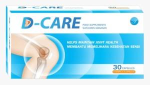 PAKET HEMAT 3 Box D-Care Suplement Nyeri Tulang Sendi