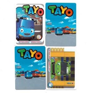 Jual Kartu Little Bus Tayo Mainan Trading Card Game Kota Tangerang Selatan Grandia Shop Tokopedia
