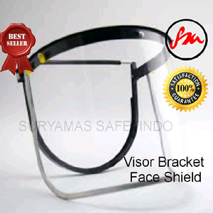 Face shield/Fesil/vesil/Bracket Face shield helmet China murah bagus