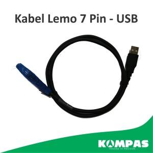 Kabel Lemo 7 Pin - USB ComNav