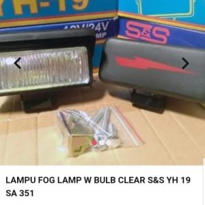 Lampu Sorot Petak Petir dengan Cover