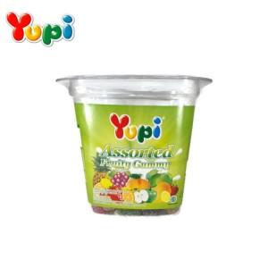 Yupi Assorted Fruity Gummy