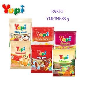 Yupiness 5 ( Happy ala yupi )