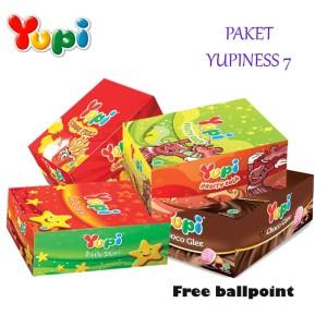Yupiness 7 ( Happy ala yupi )
