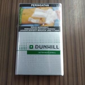 Rokok Dunhill International 20 Hijau