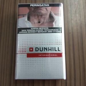 Rokok Dunhill International 20 Merah