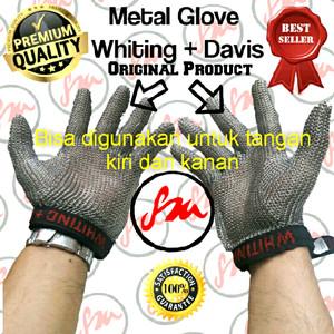 sarung tangan baja stainless/Metal chainex