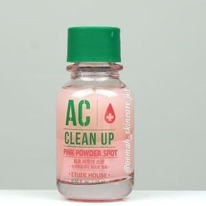 Obat Jerawat Etude House Ac Clean Up Pink