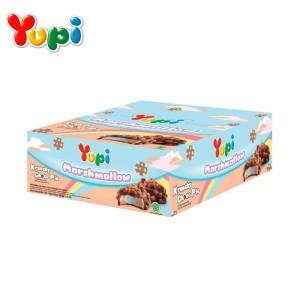 Yupi Krunchy Choco Pie Box 24Pc