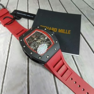 Richard Mille Rm011 Red Best Swiss Clone 1:1