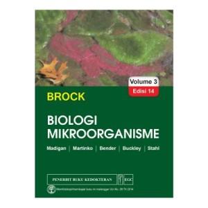 EGC BROCK Biologi Mikroorganisme Edisi 14 Vol. 3
