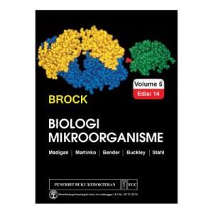 EGC BROCK Biologi Mikroorganisme Edisi 14 Vol. 5