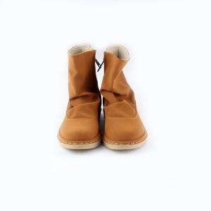 SEPATU BOOTS WANITA - DONATELLO ORIGINAL - GS382201 TAN - STYLISH