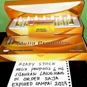 Melia Propolis 6ml 1pack isi 7 botol Original Mss resmi