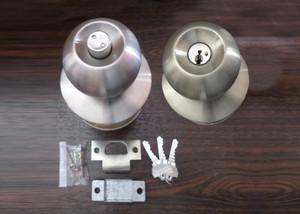 Kunci pintu GOAL Door Lock UH 9B BS 70 DT 40 Stainless Steel TERMURAH