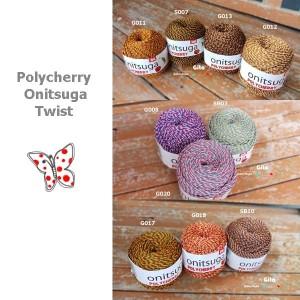 Polycherry Twist/Polycherry Onitsuga