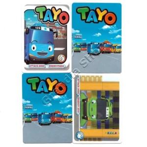 Jual Beli Kartu Little Bus Tayo Mainan Trading Card Game Jakarta Barat Soo Yun Tokopedia