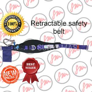 Safety belt industri model setel panjang lanyard(Retractable Lanyard)