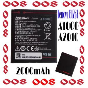 Jual Battery Lenovo A1000 Original Baterai Batre BL253 BL 253 BL-253 - Kab   Bekasi - Malaika Acc | Tokopedia