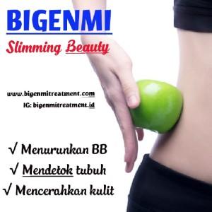 Bigenmi Slimming Beauty| Bigenmi Peluntur Lemak | Pelangsing Bigenmi