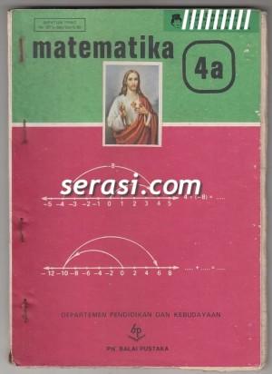 BALAI PUSTAKA - MATEMATIKA 4A