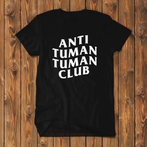 Anti Social Social Club TUMAN Edition Bisa Custom Text