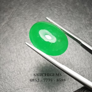 SG-047 TOP QUALITY PERFECT POLISHED PREMIUM JADEITE JADE BURMA