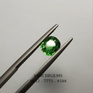 SG-072 VERY BEAUTIFUL BRILLIANCE SPARKLING TSAVORITE GARNET