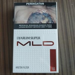Rokok Djarum MLD 16