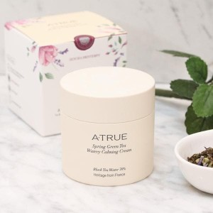 A:TRUE Spring Green Tea Watery Calming Cream (A True / A.True)