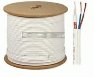 Kabel CCTV Coaxial RG59 POWER Merk Intracom Grade A