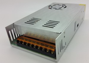 Power Supply SILVER 24v 20A Adaptor Switching 24V 24 Volt 20 A