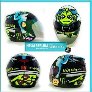 Helm Motogp Rossi 2
